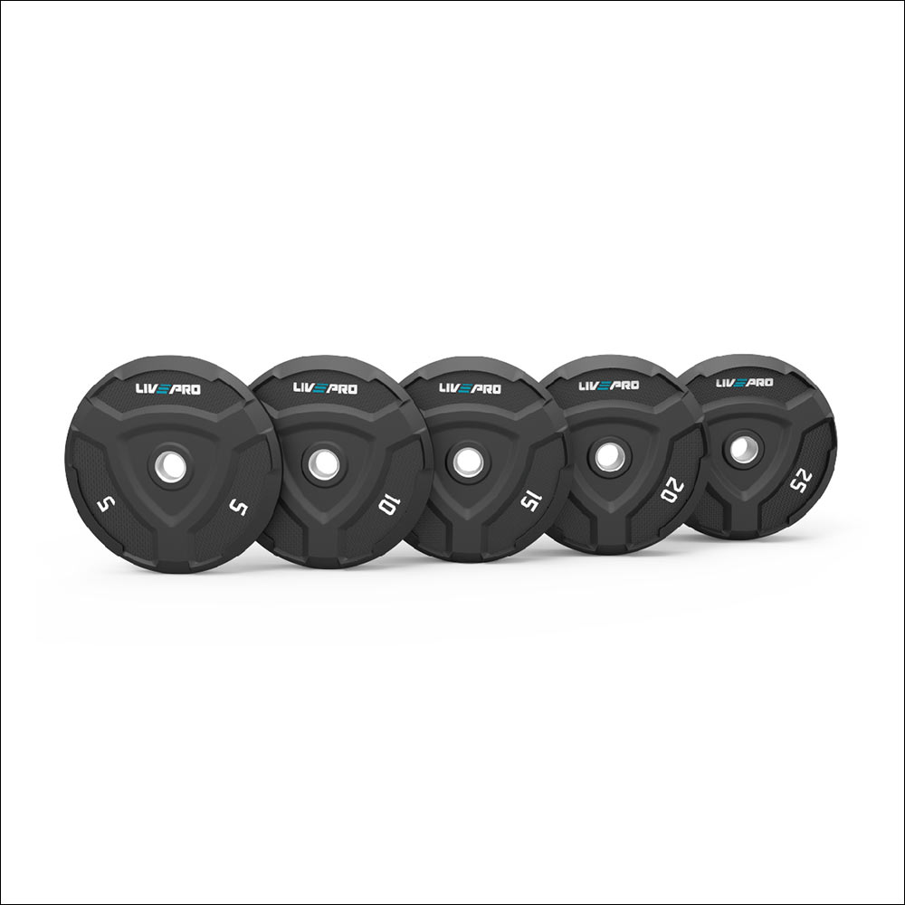 RUBBER BLACK BUMPER PLATE