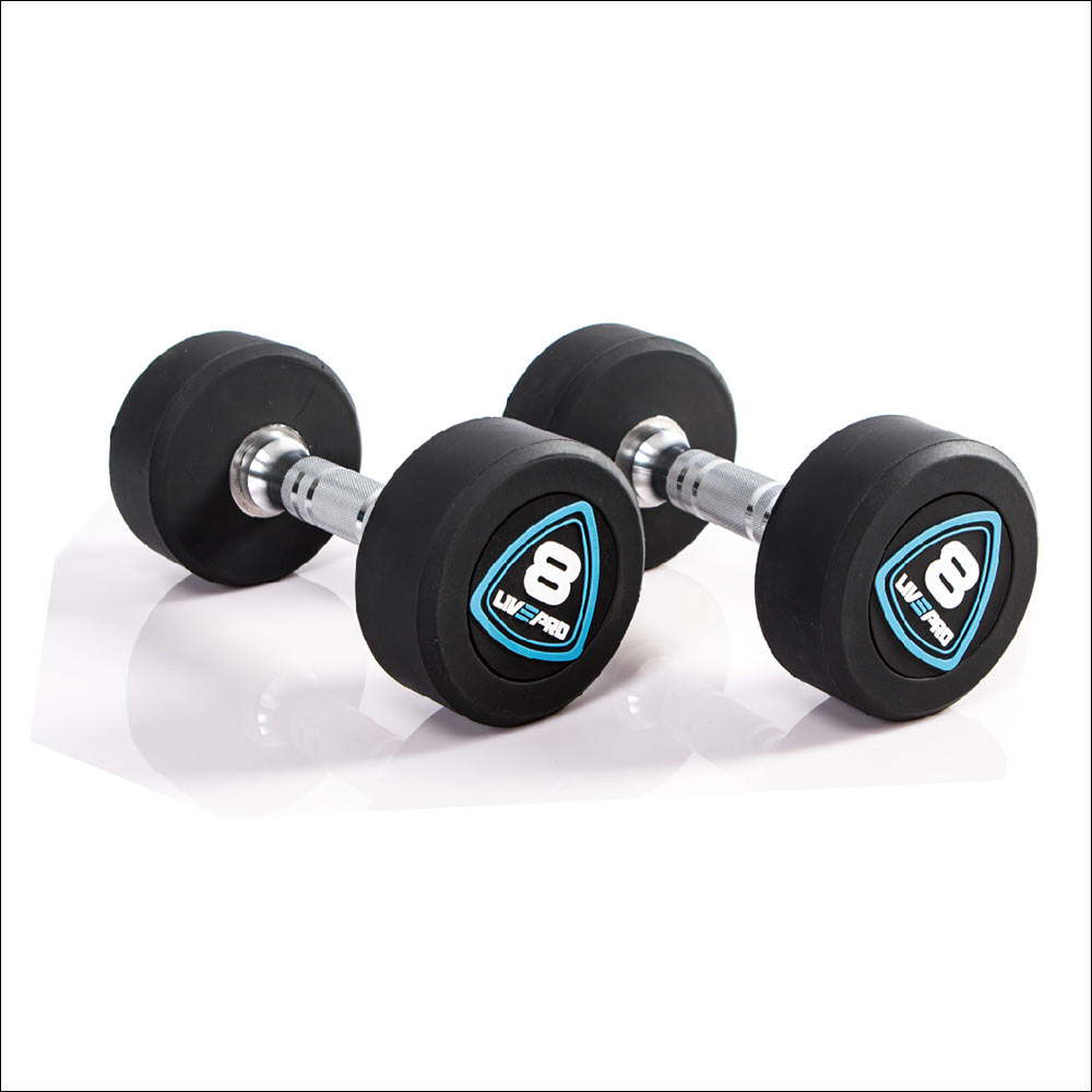 URETHANE STUDIO DUMBBELLS