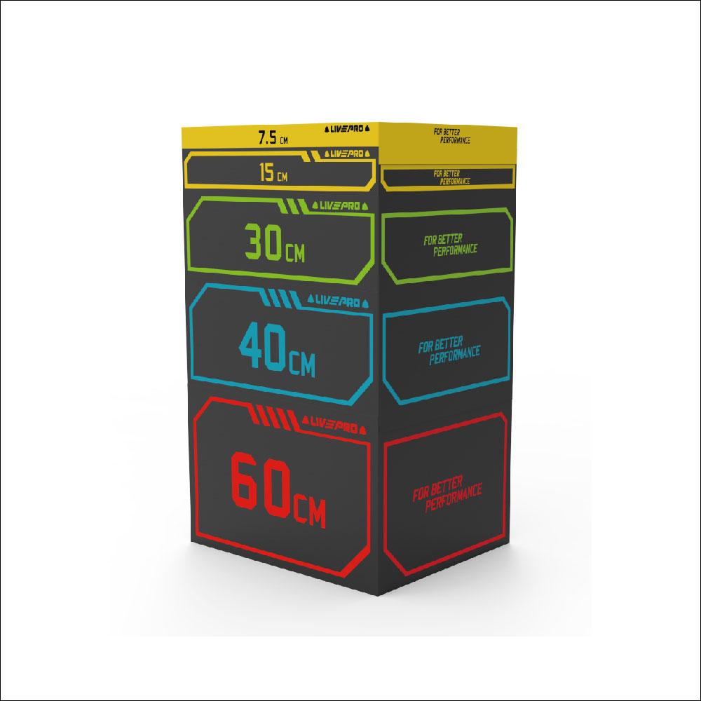 HEAVY-DUTY SOFT PLYO BOX