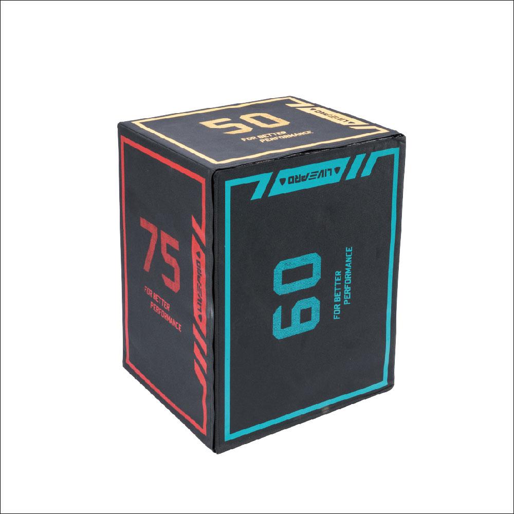 3-IN-1 PRO-DUTY SOFT PLYOMETRIC BOX