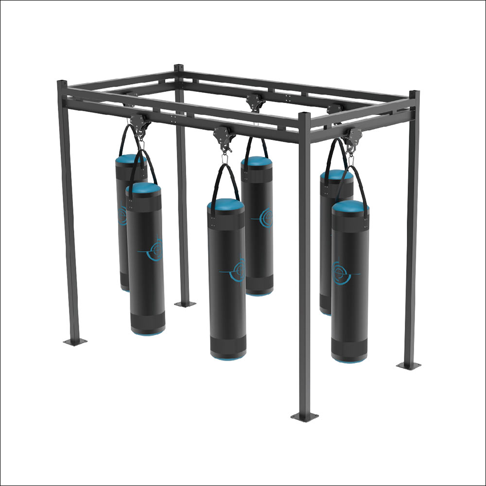 LIVEPRO BAG TROLLEY RACK